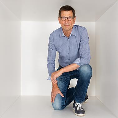 Vorstandsvorsitzender Uwe Bodmer